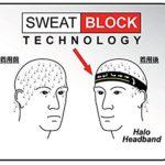 ランニング中に汗が目に入るのを防ぐためのグッズが快適すぎる
